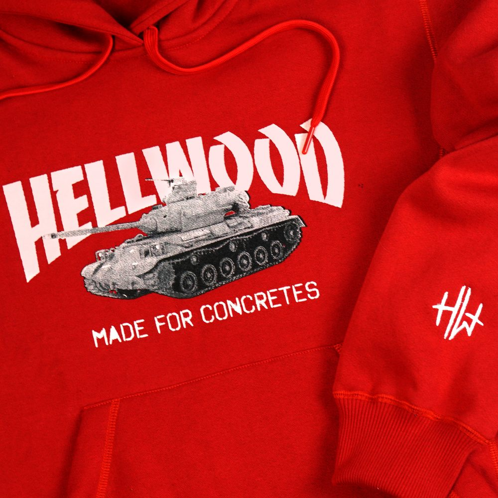 TO CONQUER HOODIE